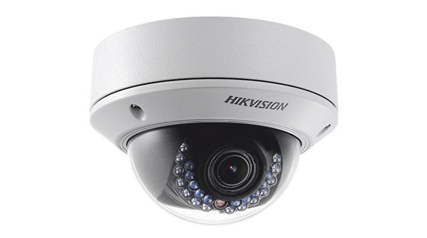 Видеокамера Hikvision DS-2CD2720F-IS